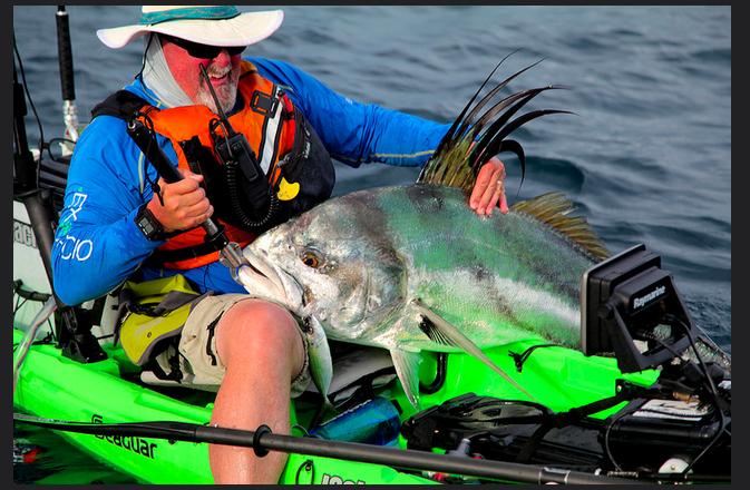 La jolla kayak fishing for Kayak fishing louisiana